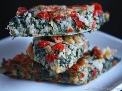 Post image for Spinach Brownies…