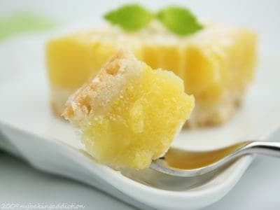 Post image for Lip Smacking Lemon Bars…