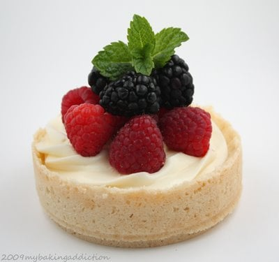Post image for Nana's Cheesecake Gone Modern