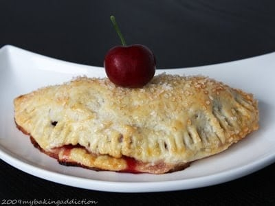 Fresh Apple and Cherry Turnovers | My Baking Addiction