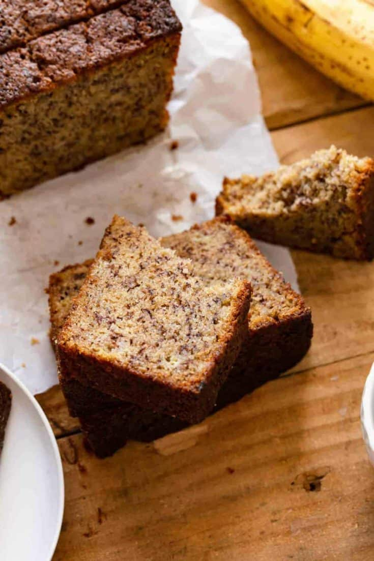 Dominique Ansel's Banana Bread is rich and flavorful, with a perfect crumb. If you take banana bread seriously, this is the loaf for you.