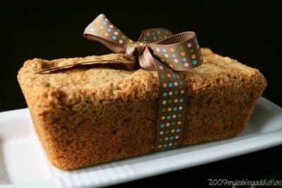 Post image for Zucchini Bread