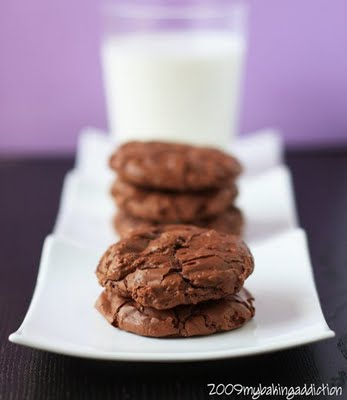 Post image for Brownie Cookies