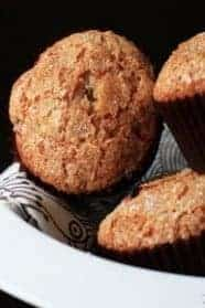 Strawberry-Banana-Muffins