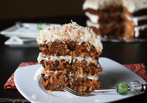 Post image for Carrot Cake