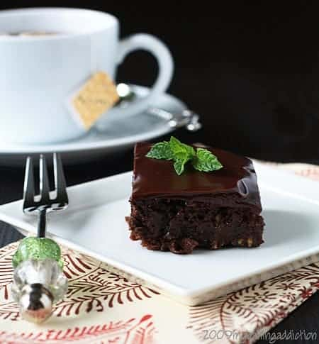 Post image for Chocolate Zucchini Cake