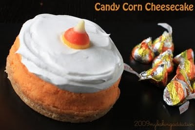 Post image for Candy Corn Cheesecake