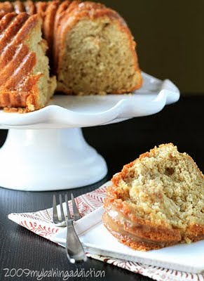 Post image for Easy Caramel Apple Cake