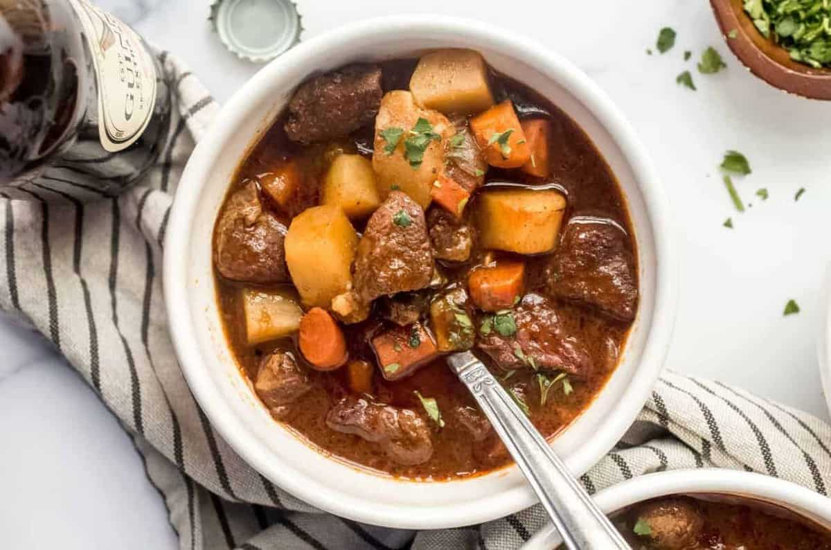 Guinness Stew Recipe My Baking Addiction