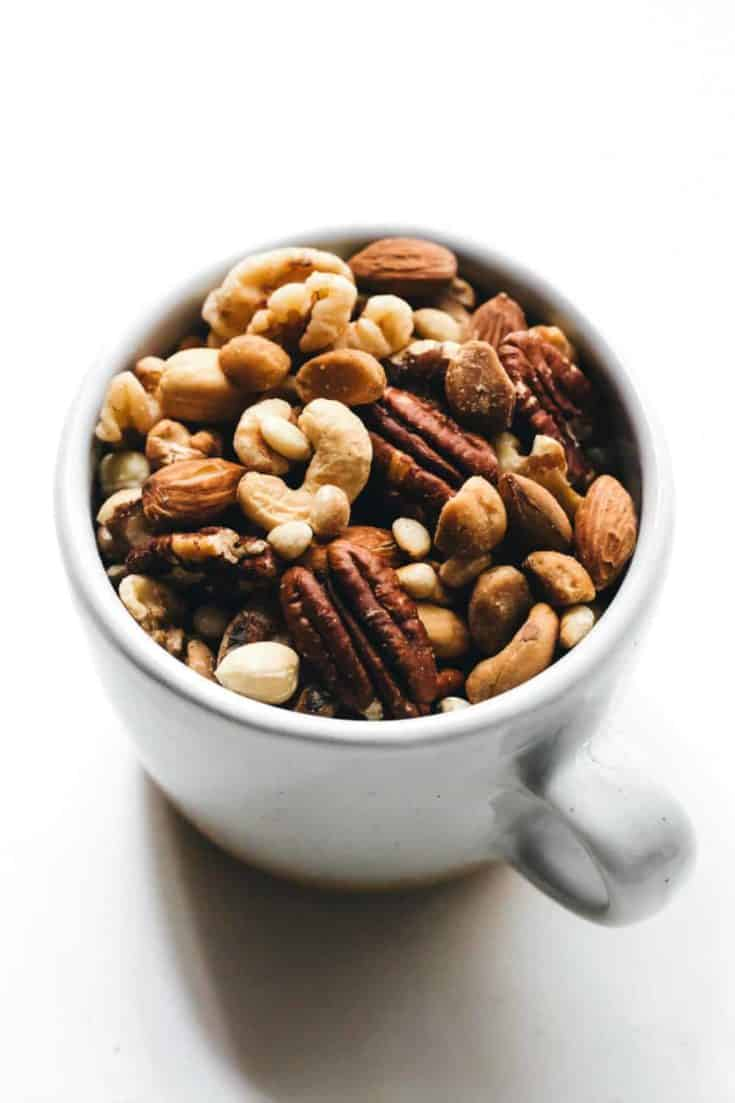 Knowing how to toast nuts is a useful skill to have in the kitchen! Learn how to toast nuts in the oven, on the stove, or in the microwave.