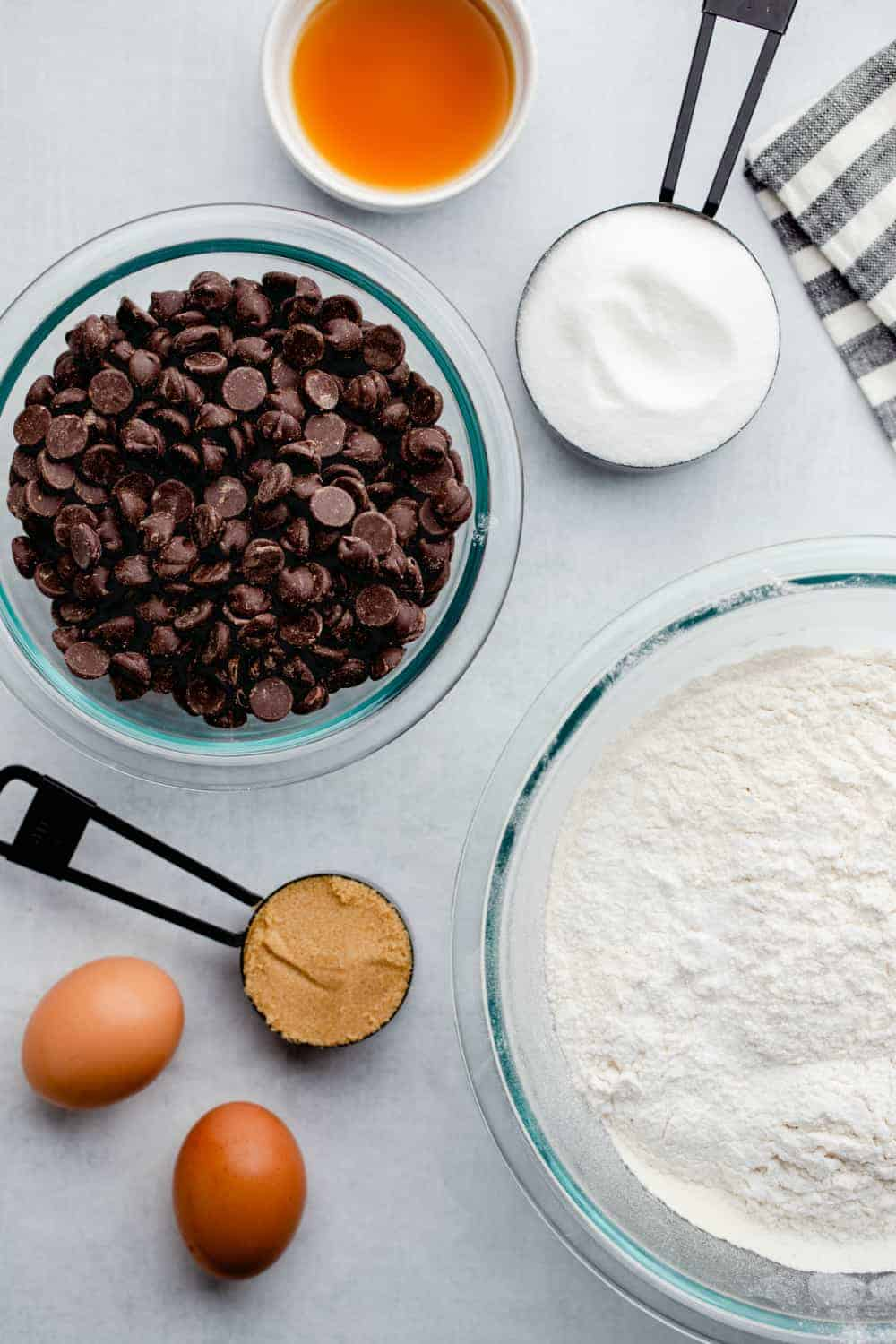 Don't forget to use the best chocolate when you make my favorite chocolate chip cookies. It makes a real difference in this New York Times recipe!