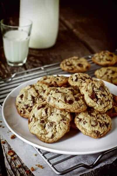Post image for Savory Sweet Life's Chocolate Chip Cookies