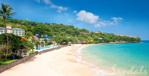 Post image for Sandals La Toc in St. Lucia