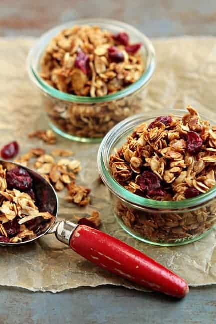 Post image for Pumpkin Pie Granola