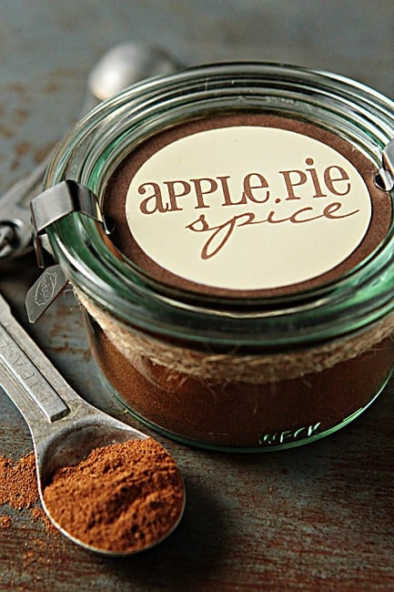 Post image for Apple Pie Spice