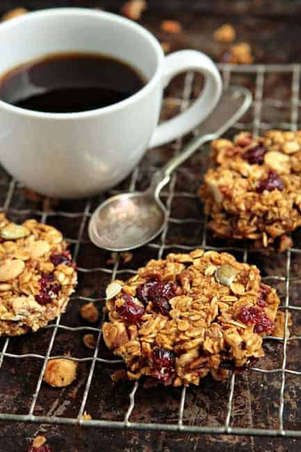 Post image for Pumpkin Granola Bars