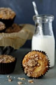 PumpkinCreamCMuffins