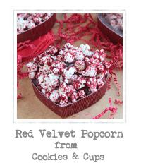 Red Velvet Popcorn