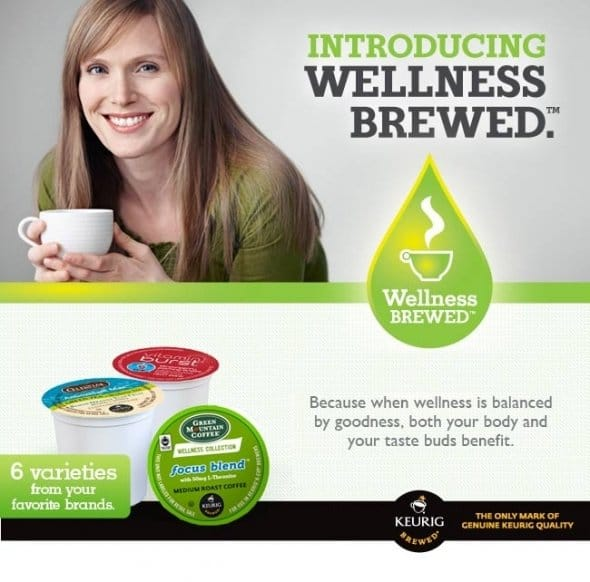 Post image for Wellness Brewed K-Cup Packs
