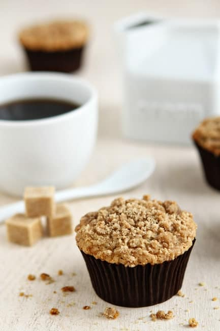 Banana Crumb Muffins | My Baking Addiction