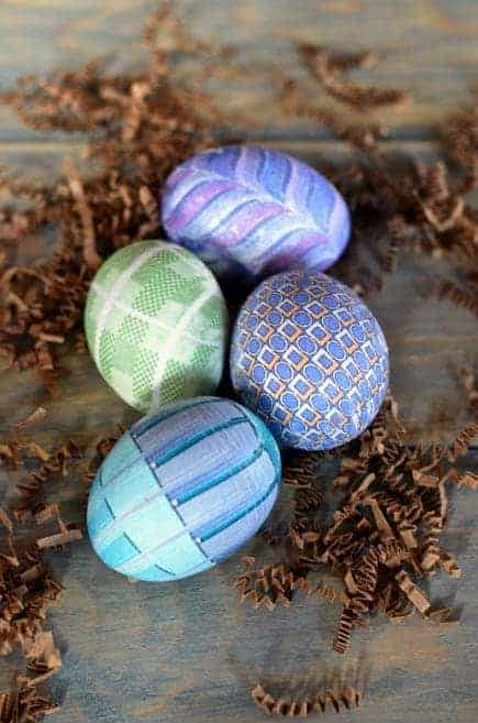 Post image for Easter Egg Decorating Ideas