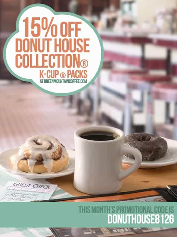 Post image for Keurig Donut House Collection