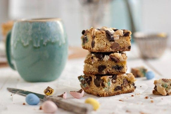 Post image for Loaded Candy Cookie Bars