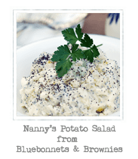 nanny's potato salad