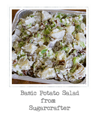 basic potato salad