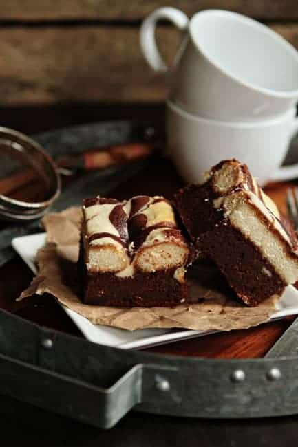 Post image for Tiramisu Brownies