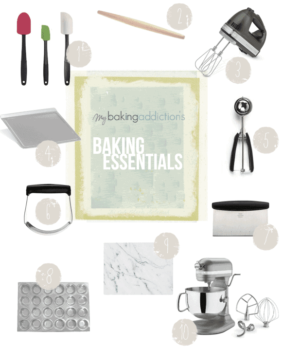 Must-Have Tools For the Home Baker
