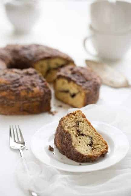 Post image for Chocolate Swirl Coffee Cake