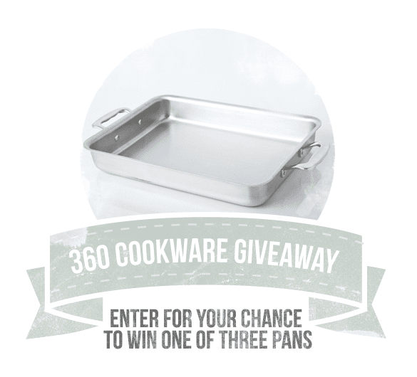 Post image for 360 Bakeware Giveaway