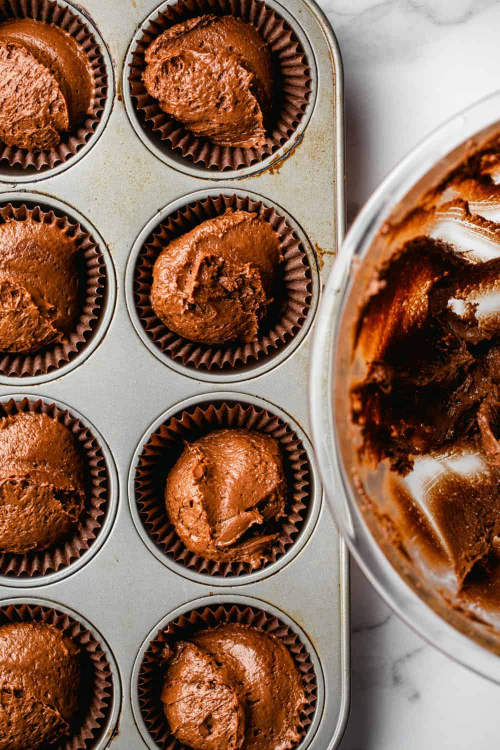 Make the best cupcakes with the easiest Doctored Cake Mix recipe!