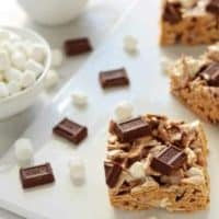 Golden Grahams S'mores Recipe