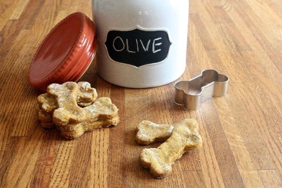 My Baking Addiction Dog Treats