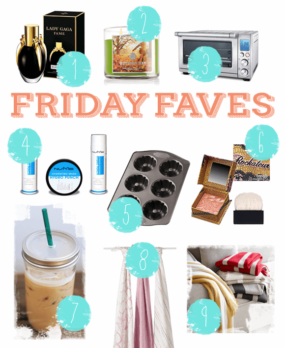 Post image for Friday Faves: October 2013 Edition