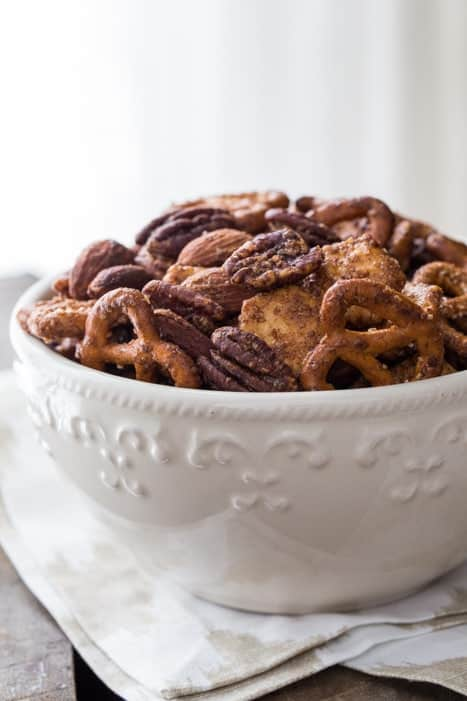 Post image for Sweet & Spicy Snack Mix