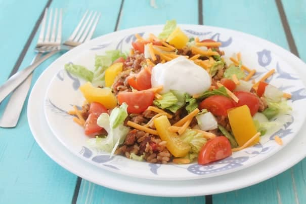 Post image for Guest Post: Tex Mex Salad
