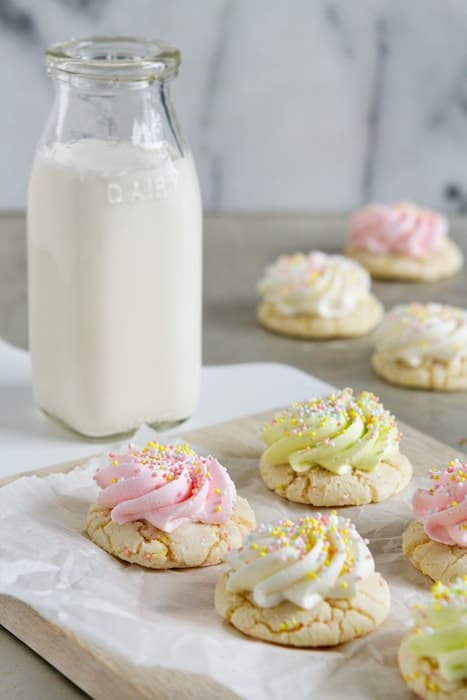 Post image for Cake Mix Cookies