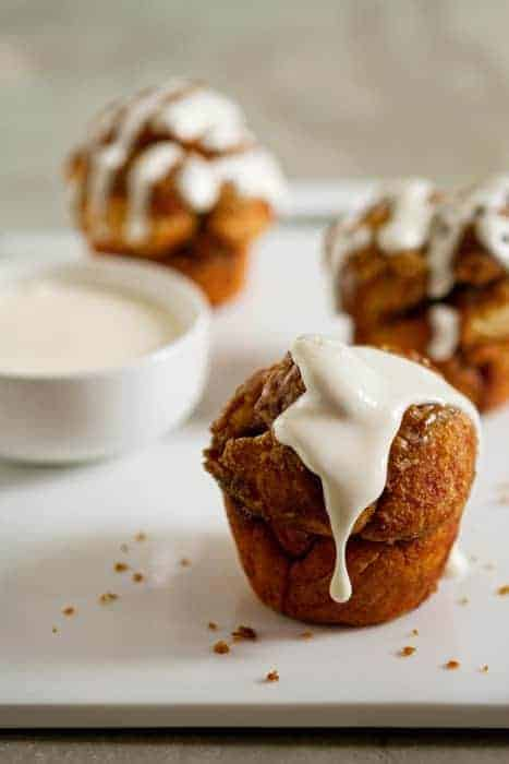 Monkey Bread Muffins Recipe — Dishmaps