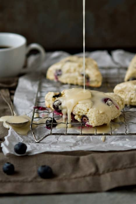 Post image for Blueberry Scones
