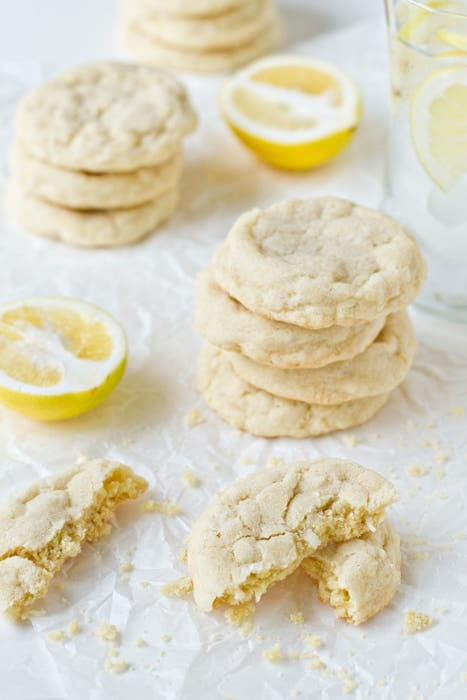 "Responses to ""Meyer Lemon Cookies"""
