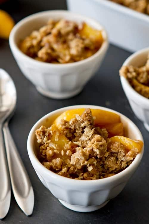homemadepeachcrisprecipe
