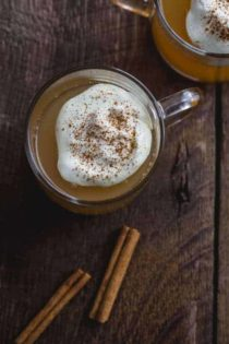 Spiced Apple Cider Recipe on My Baking Addiction