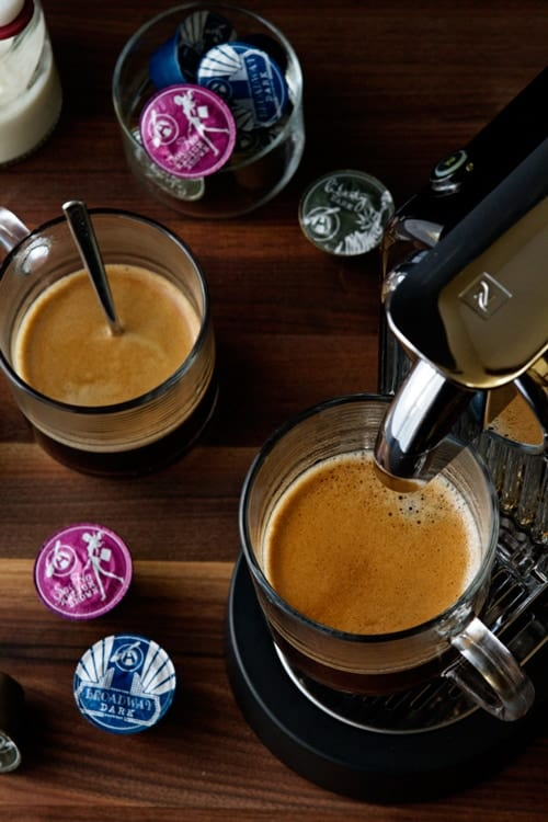 Nespresso Citiz + HiLine Coffee Company Giveaway | My Baking Addiction