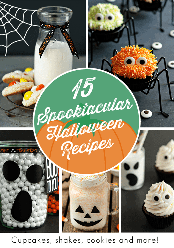 15 spooktacular halloween recipes