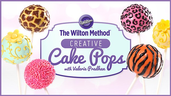 how to make cake pops | a free online class with craftsy