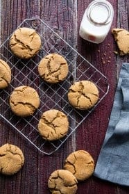 molassescrinklecookies