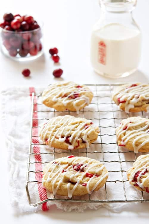 Orange cranberry cookies are a sweet and tart addition to your ...